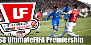 FVPA Announce: PS3 UltimateFIFA Premiership