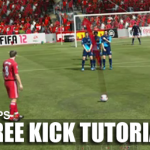 FIFA 12 Hints and Tips: Driven Free Kicks