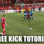 FIFA 12 Hints and Tips: Driven Free Kicks