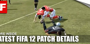 New FIFA 12 Patch Details