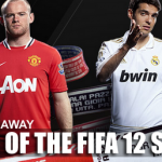 Grab your place on the FIFA 12 Scarf