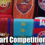 FIFA 12 Scarf Competition Winners