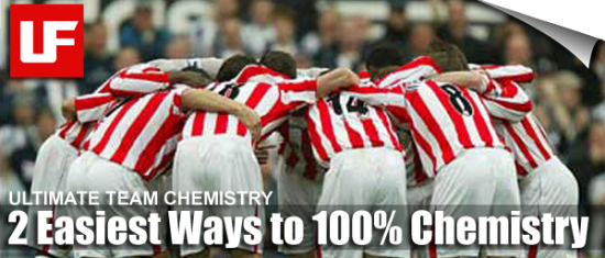 Ultimate Team Chemistry Guide: 2 Easiest Techniques for 100% Chemistry FIFA 12 Ultimate Team Chemistry Guide 2