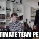 FIFA 12 Ultimate Team Pep Talk