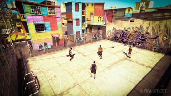FIFA STREET  Buenos Aires 2  Official FIFA Street Cover FIFA STREET Buenos Aires 2