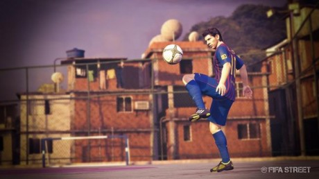 FIFA STREET Messi Rio Vista 1  FIFA STREET Messi Rio Vista 1 FIFA STREET Messi Rio Vista 1