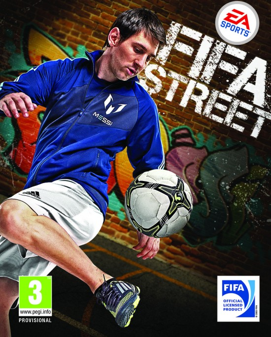 FIFA Street Cover  Official FIFA Street Cover FIFA Street Cover