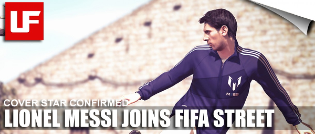 FIFA Street Messi
