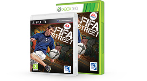 FIFA Street Packaging