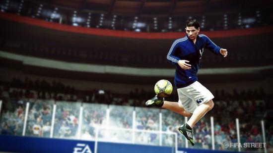FIFA Street Screenshot 3  Official FIFA Street Cover FIFA Street Screenshot 3