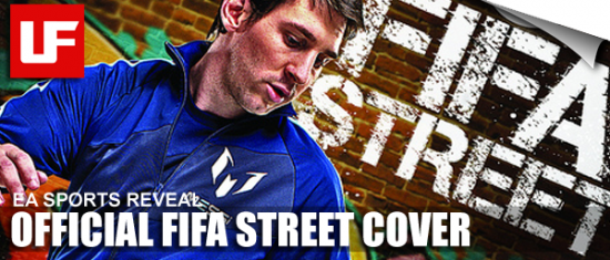 Official FIFA Street Cover