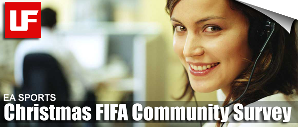 Christmas FIFA Community Survey