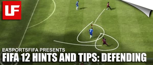 FIFA 12 Defending Tips