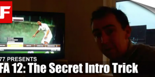 Breaking News! Kie77 Discovers New FIFA Intro Trick