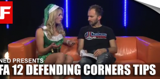 PWNED: FIFA 12 Tips – Defending Corners