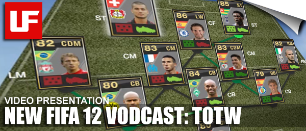 FIFA 12 Vodcast