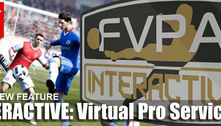 FVPA Interactive: New FIFA Virtual Pro Matchmaking Service