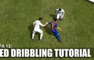 FIFA 12 Skilled Dribbling Tutorial