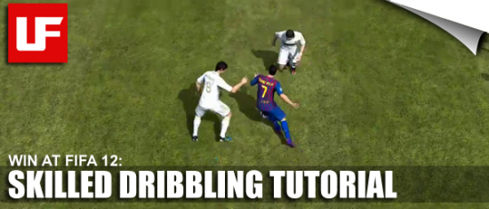 FIFA 12 Skilled Dribbling Tutorial  FIFA 12 Skilled Dribbling Tutorial FIFA 12 Skilled Dribbling Tutorial