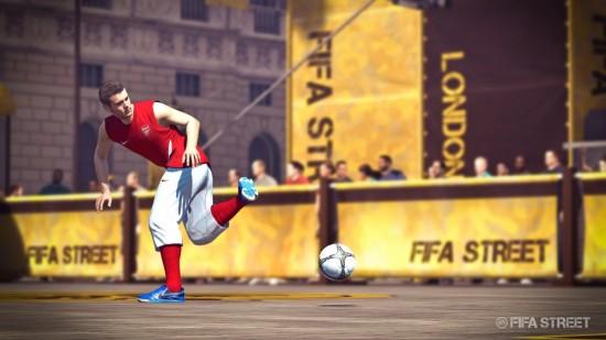 FIFA Street Jack Wilshere  FIFA Street: Street Network Details FIFA Street Jack Wilshere