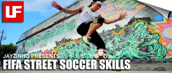 FIFA Street Soccer Skills