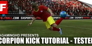 FIFA 12 Scorpion Kick Tutorial (Tried and Tested!)
