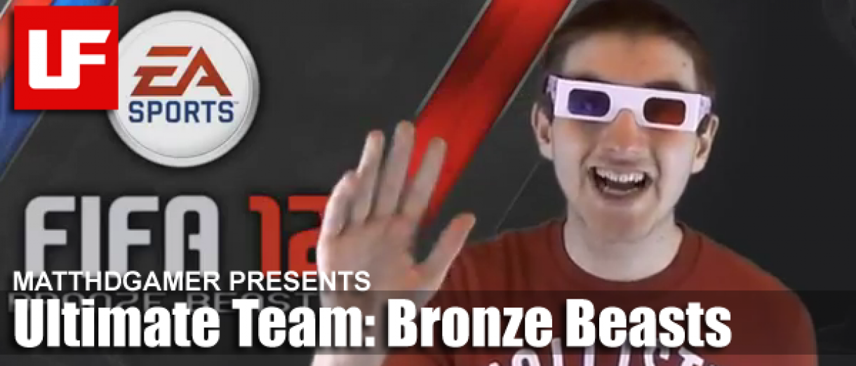 FIFA 12 Ultimate Team Bronze Beasts