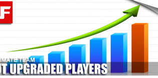 FIFA 12 Ultimate Team Upgraded Players