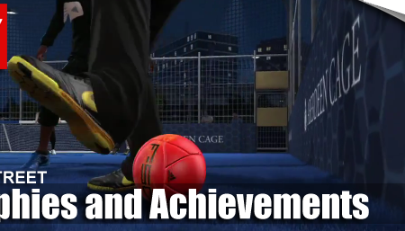 FIFA Street Trophies and Achievements