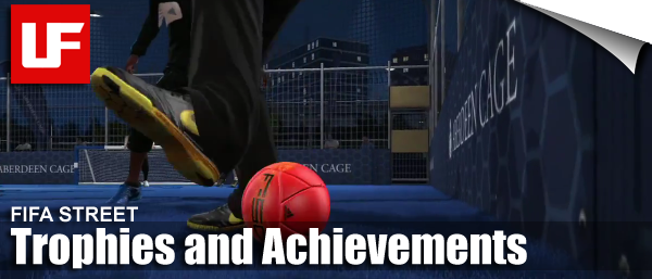FIFA Street Achievements