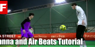 FIFA Street School: Panna and Air Beats Tutorial