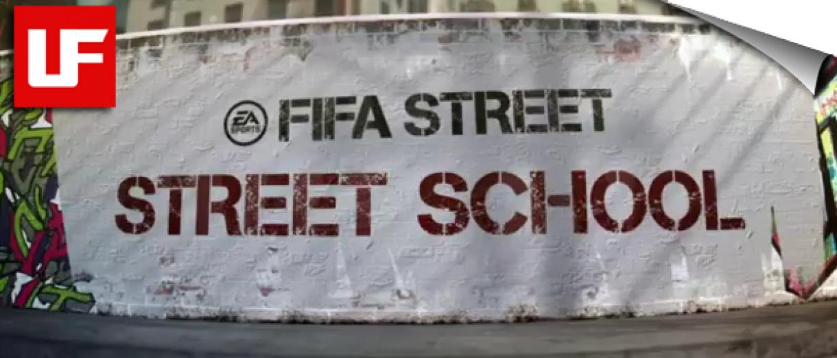 FIFA Street School: Street Ball Control