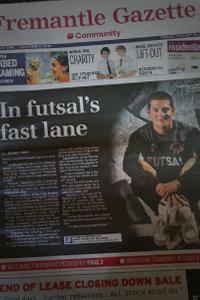 Daniel Cappellaro In Futsals Fast lane  FIFA Street Player Interview: Daniel Cappellaro aka D10 Daniel Cappellaro In Futsals Fast lane