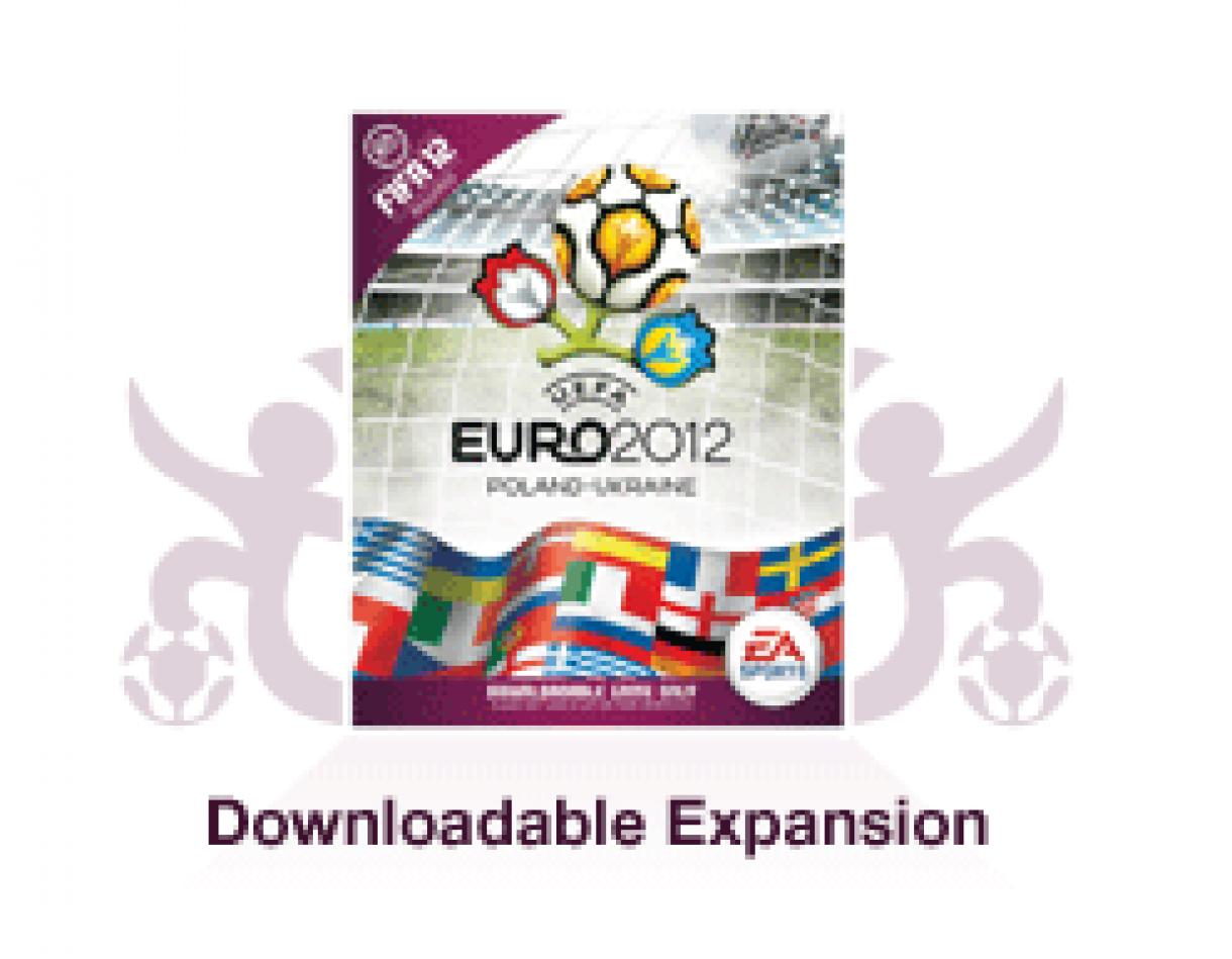 EA SPORTS UEFA EURO 2012 DLC