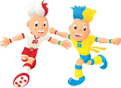 UEFA Euro 2012 License Rumours? [EDITED] Euro2012 mascots