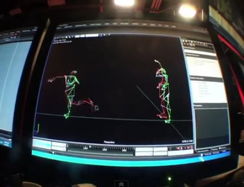 Making of FIFA STREET: Motion Capture Session