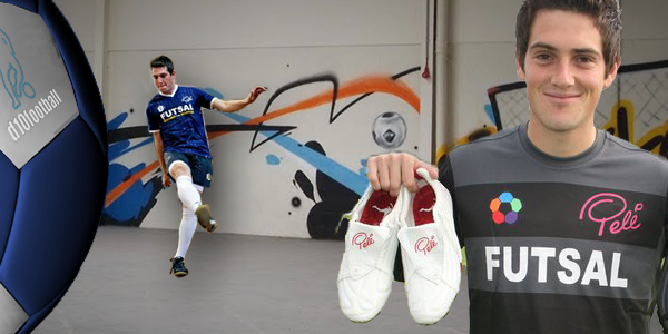 FIFA Street Player Daniel Cappellaro