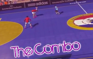 FIFA Street Skill Move Combos: Fake Back to Smack Down-Neck Stall-Air Roulette