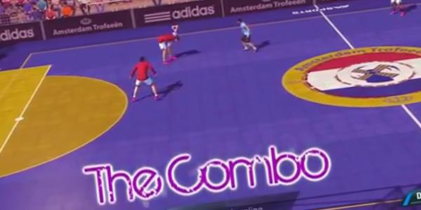 FIFA Street Skill Move Combo