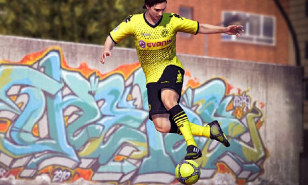 Fifa Street Skill Moves