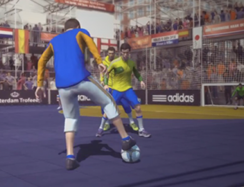 How to Street Ball Control in FIFA Street