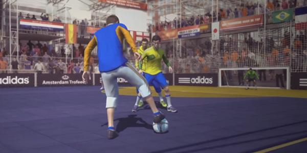 FIFA Street Street Ball Control