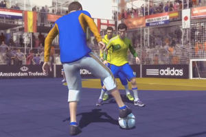 How to Street Ball Control in FIFA Street FIFA Street Street Ball Control