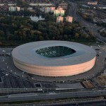 Municipal Stadium in Wroclaw