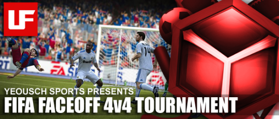 Yeousch FIFA FaceOff Tournament  Yeousch Sports Presents FIFA FaceOff Tournament Yeousch FIFA FaceOff Tournament
