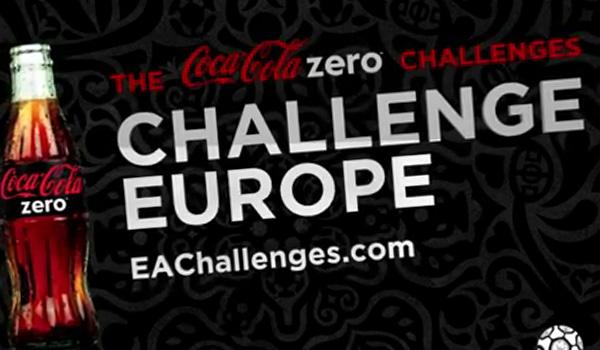 COKE ZERO Challenges