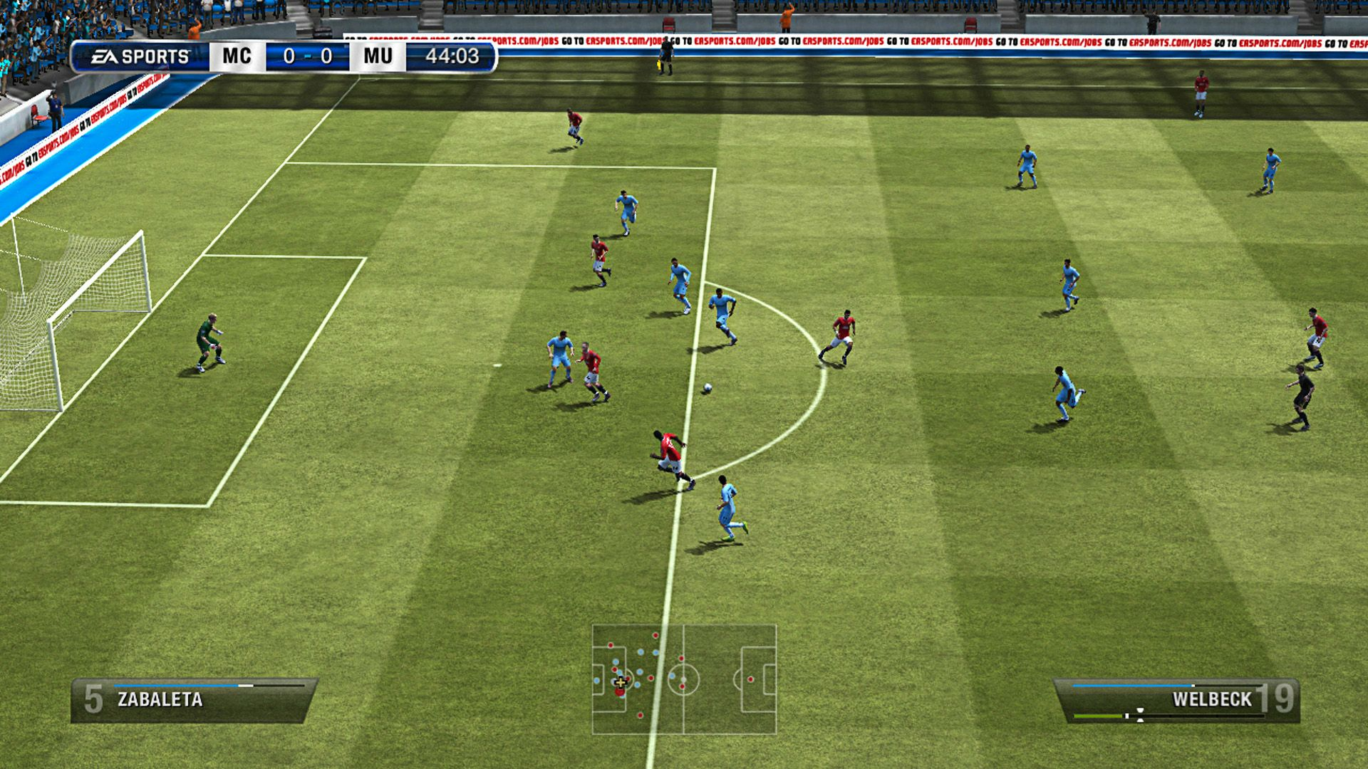 FIFA 13 Attacking Intelligence