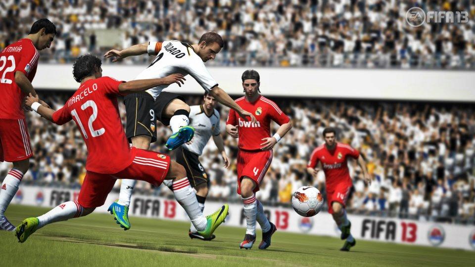 FIFA 13 Screenshots