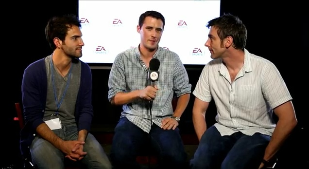 FIFA 13 E3 Interview