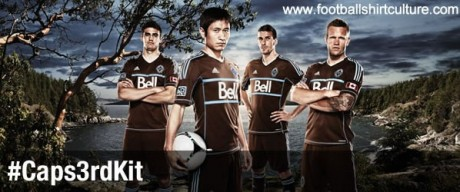 New FIFA 13 Video Reveals Vancouver Whitecaps 3rd Kit
